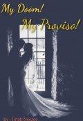 """Book cover """"My Doom, My Proviso"""""""