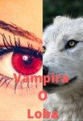 """Portada del libro """"Vampira o Loba """""""