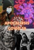 """Portada del libro """"Apocalipsis (covid 19)"""""""
