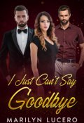 """Book cover """"I Just Can't Say Goodbye"""""""