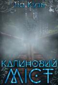 """Обкладинка книги """"Калиновий міст"""""""