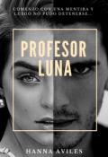 "Portada del libro ""Profesor Luna"""