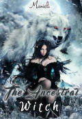 """Book cover """"The Ancestral Witch"""""""