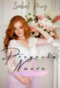 """Portada del libro """"Proyecto Nueve"""""""