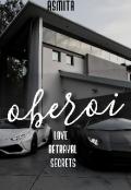 """Book cover """"Oberoi"""""""