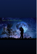 """Book cover """"Under The Blue Moon's Light"""""""