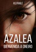 "Portada del libro ""Azalea: Bienvenida a Oneiro"""
