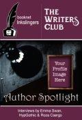 """Book cover """"Author Spotlight"""""""