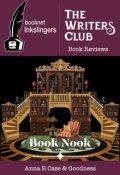 """Book cover """"Book Nook"""""""