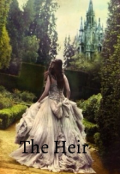 """Book cover """"The Heir"""""""