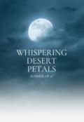 """Book cover """"Whispering Desert Petals"""""""