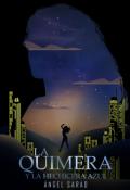 """Portada del libro """"Quimera 2: La Hechicera Azul"""""""