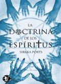 """Portada del libro """"La Doctrina De Los EspÍritus"""""""