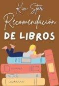 """Portada del libro """"recomendaciones de libros"""""""