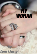 """Book cover """"My Woman"""""""