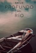 """Portada del libro """"En lo profundo del Rio"""""""