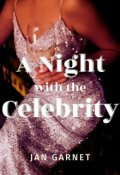 """Book cover """"A Night with the Celebrity"""""""