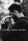 """Book cover """"Second chance at love (completed)"""""""