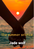 """Book cover """"The summer solstice"""""""