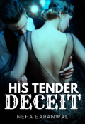 """Book cover """"His Tender Deceit"""""""