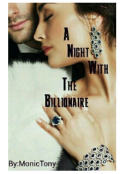 """Book cover """"A Night With The Billionaire"""""""