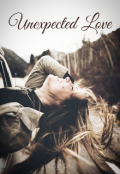 """Book cover """"Unexpected Love"""""""