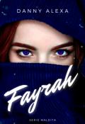 """Portada del libro """"Fayrah"""""""