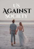 """Book cover """"Us Against Society"""""""
