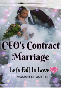 """Book cover """"Ceo's Contract Marriage : Let's Fall In Love"""""""