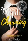 """Book cover """"Alpha Charming"""""""