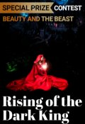 """Book cover """"Rising of the Dark King"""""""