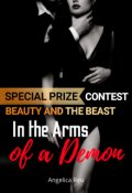 """Book cover """"In the arms of a Demon"""""""