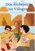 """Portada del libro """"Dos Ambroni y un Villagran"""""""