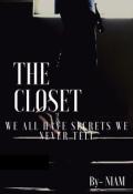 """Book cover """"The Closet"""""""