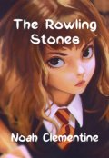 """Book cover """"The Rowling Stones 2021"""""""