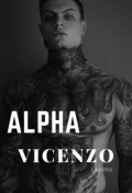 """Book cover """"Alpha Vicenzo"""""""