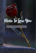 """Book cover """"Hate To Love You"""""""