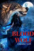 """Book cover """"Blood Wolf"""""""