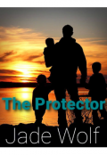 """Book cover """"The Protector"""""""