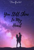 """Book cover """"You Still Shine In My Heart"""""""
