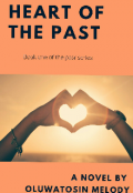 """Book cover """"Heart of the past- Book 1 of the past series"""""""
