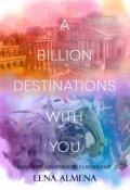 "Portada del libro ""A  Billion Destinations With You"""