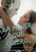 """Portada del libro """"La mujer que quiero"""""""
