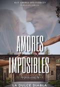 """Portada del libro """"Amores imposibles"""""""