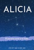 """Portada del libro """"Alicia (spin off saga cliché love)"""""""