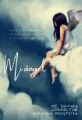 """Portada del libro """"Mi angel"""""""
