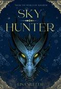 """Book cover """"Skyhunter"""""""