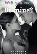 """Book cover """"Will you ever be mine?"""""""