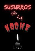 """Portada del libro """"Susurros de la Noche"""""""