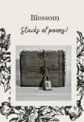 "Book cover ""Blossom"""
